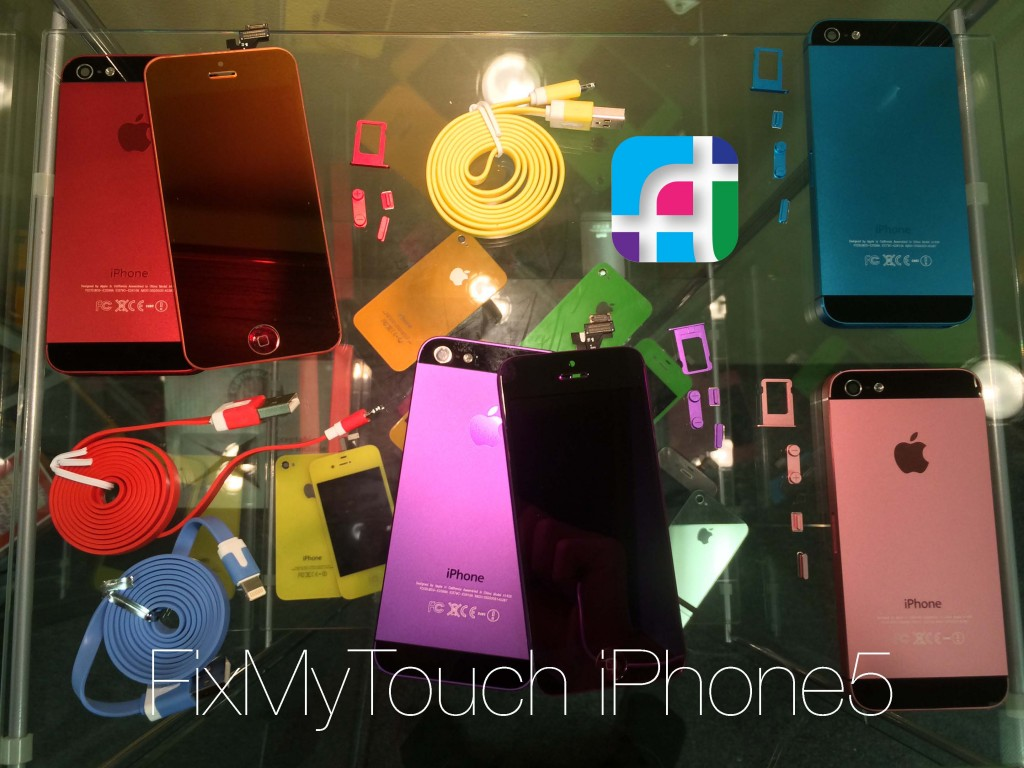Kelowna Cell Phone Repair - Fix My Touch