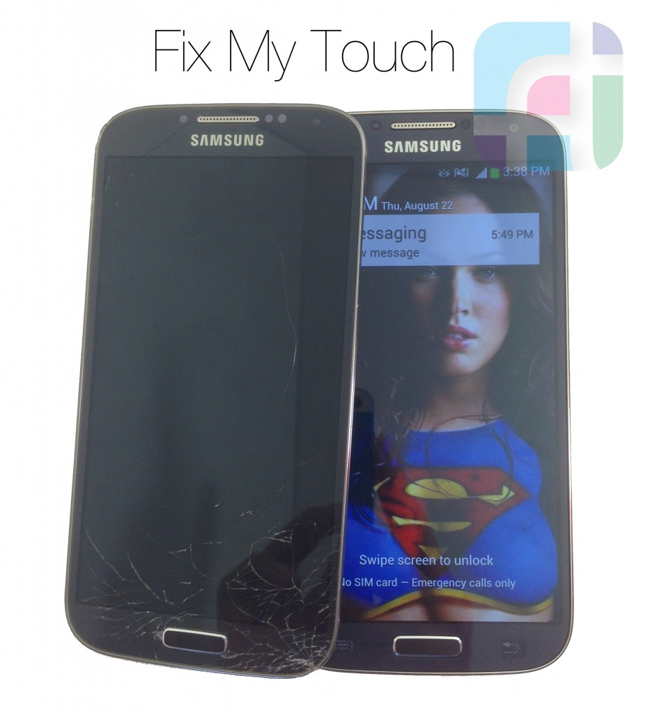 Samsung S4 Repairs - Fix My Touch Kelowna