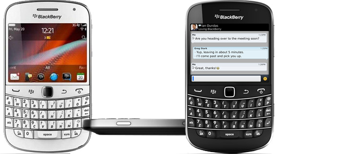 Blackberry 9900 - Fix My Touch Repairs