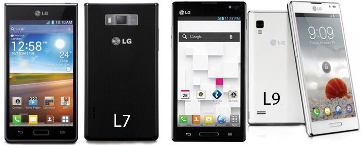 LG L7 and L9 - Fix My Touch Cell Repair