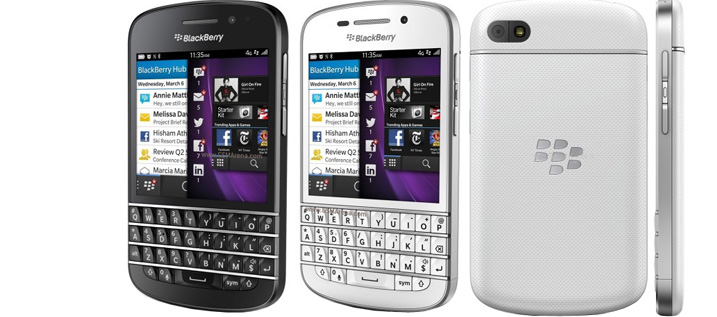 Blackberry Q10 Repairs - Fix My Touch