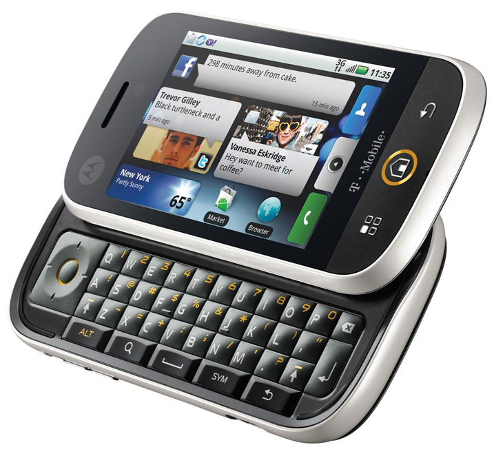 Motorola Cliq - Fix My Touch Cell Repair