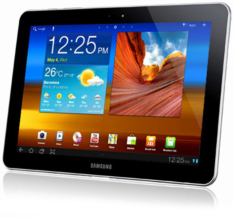 Samsung Tab Repairs - Fix My Touch