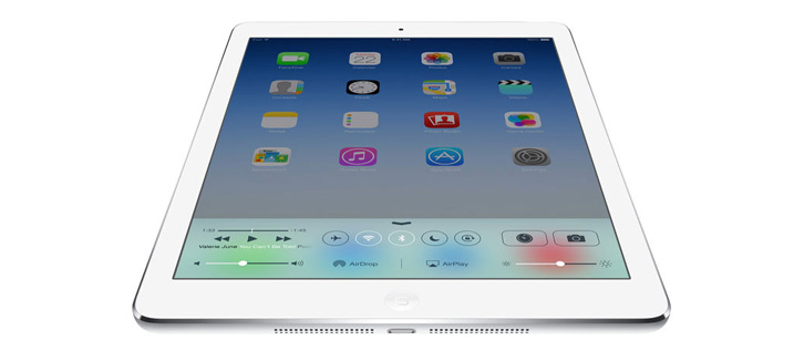 iPad Air White, iPad Repair - Fix My Touch