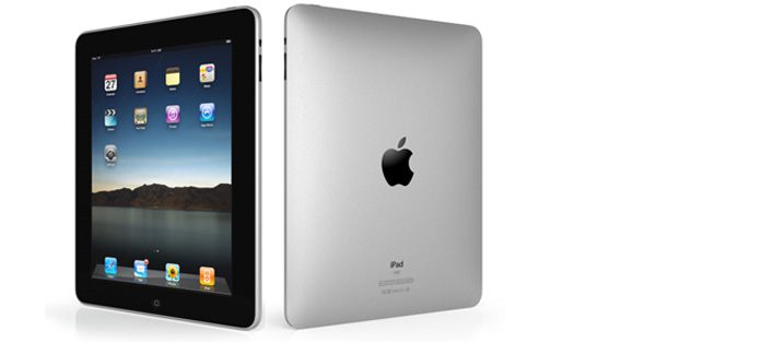 iPad Classic, both front and rear. iPad Repair - Fix My Touch