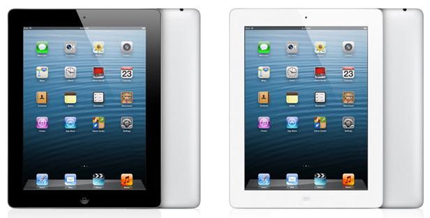 iPad 2/3/4 white and black, iPad Repair - Fix My Touch