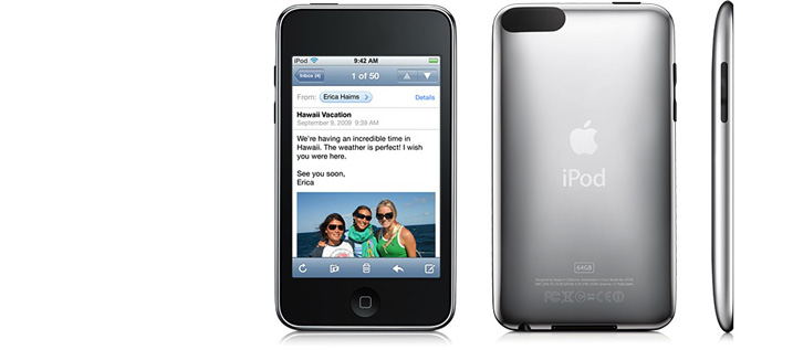 iPod 2g & 3g Touch
