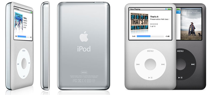 iPod classic Repair - Fix My Touch