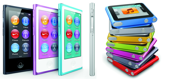 iPod Nano Repair - Fix My Touch