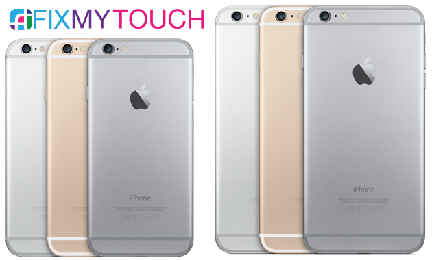 iPhone 6 and iPhone 6 plus repair prices