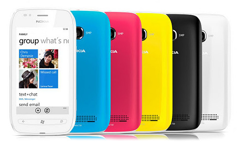 Nokia Lumia 710 - Fix My Touch Cell Repair