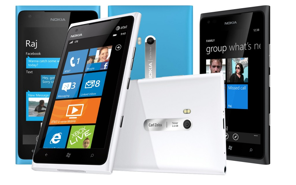 Nokia Lumia 900 - Fix My Touch Cell Repair