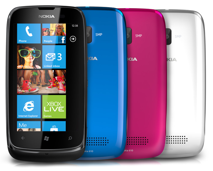 Nokia Lumia 610 - Fix My Touch Cell Repair