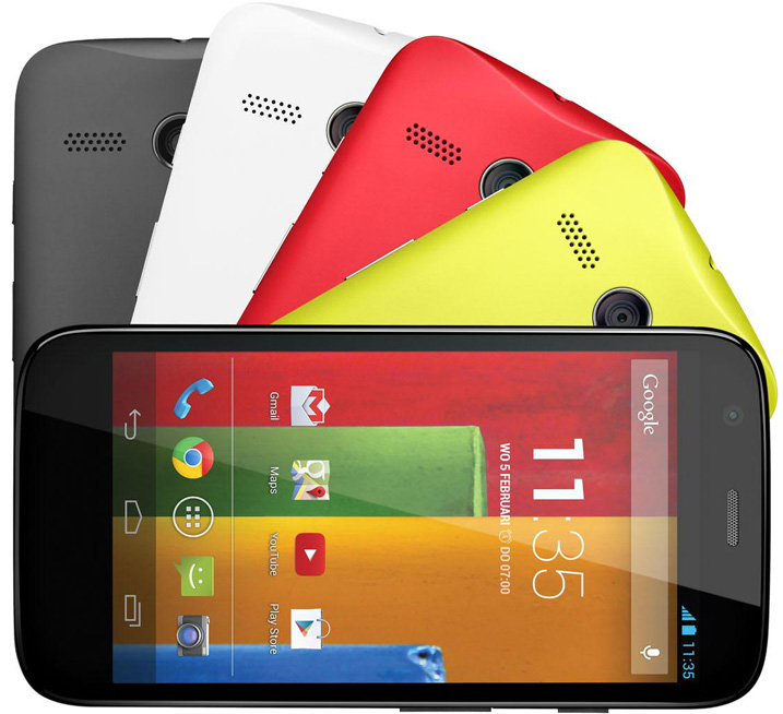 Motorola Moto G - Fix My Touch Cell Repair