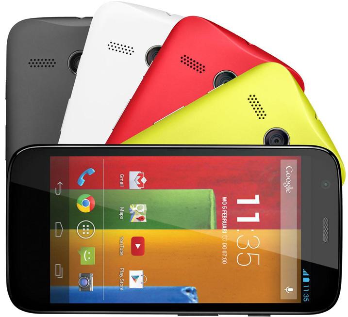 Motorola Moto G - Fix My Touch Cell Repair