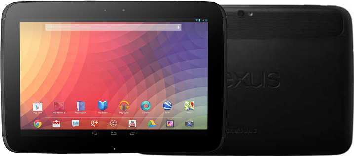 Nexus Tablet Repairs - Fix My Touch