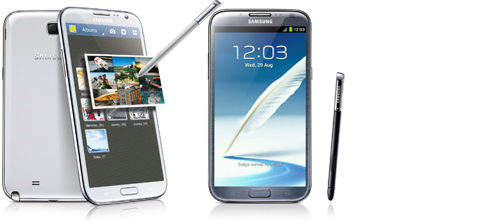 Galaxy Note 2 - Samsung repairs from Fix My Touch
