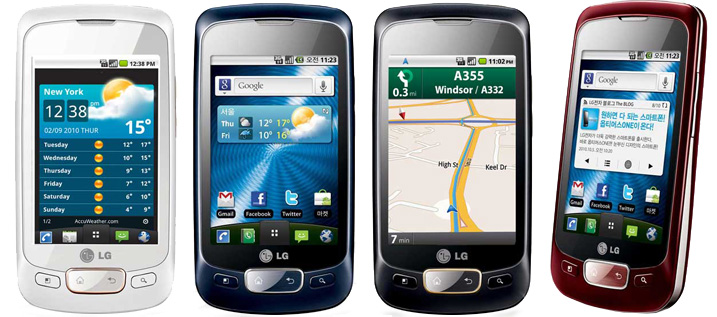 LG Optimus One - Fix My Touch Cell Repair