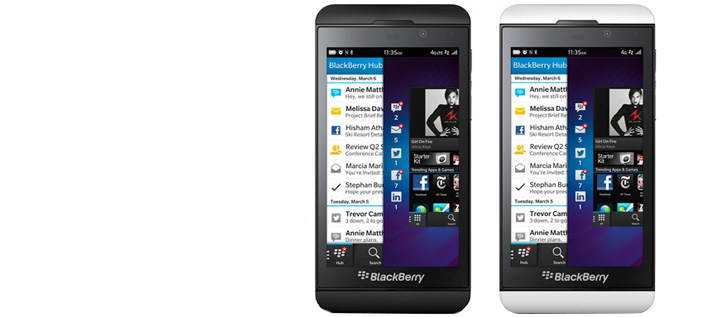 Blackberry Z10 Repairs - Fix My Touch Kelowna