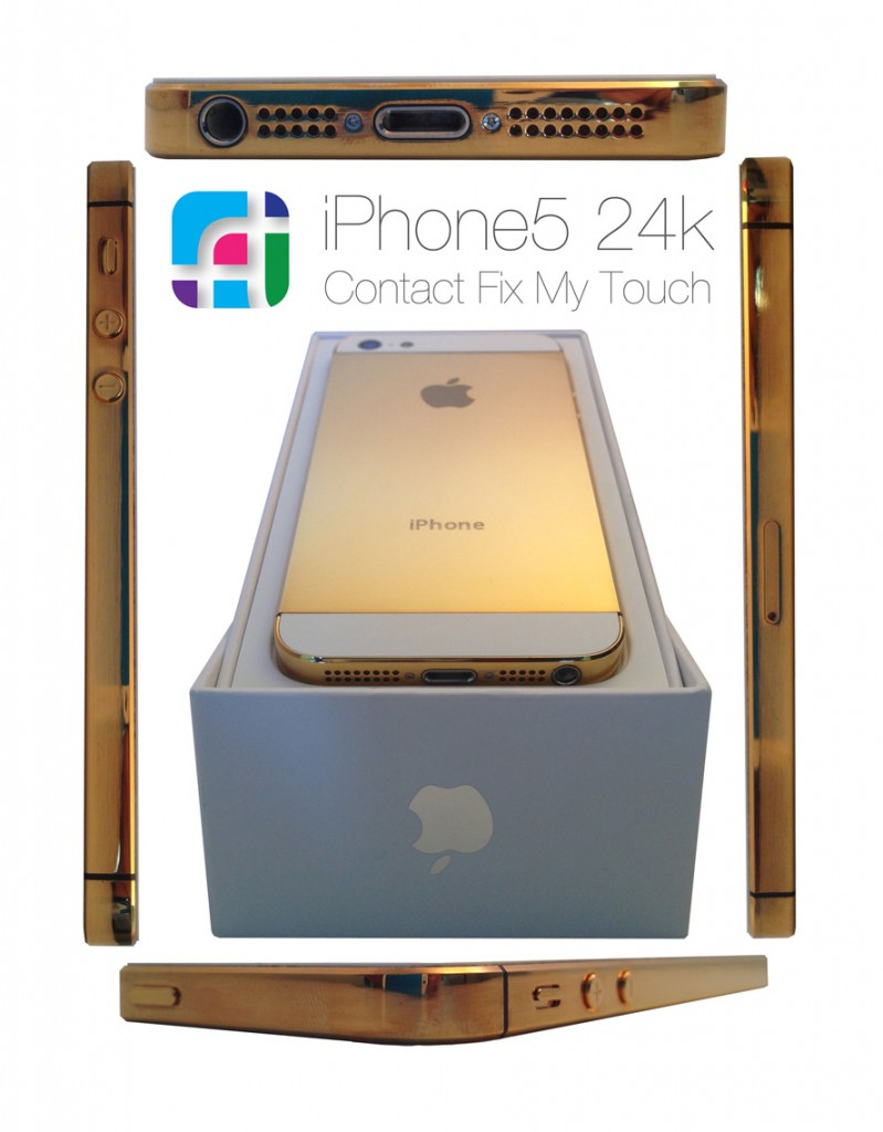 iPhone Cell Phone Repair - Fix My Touch