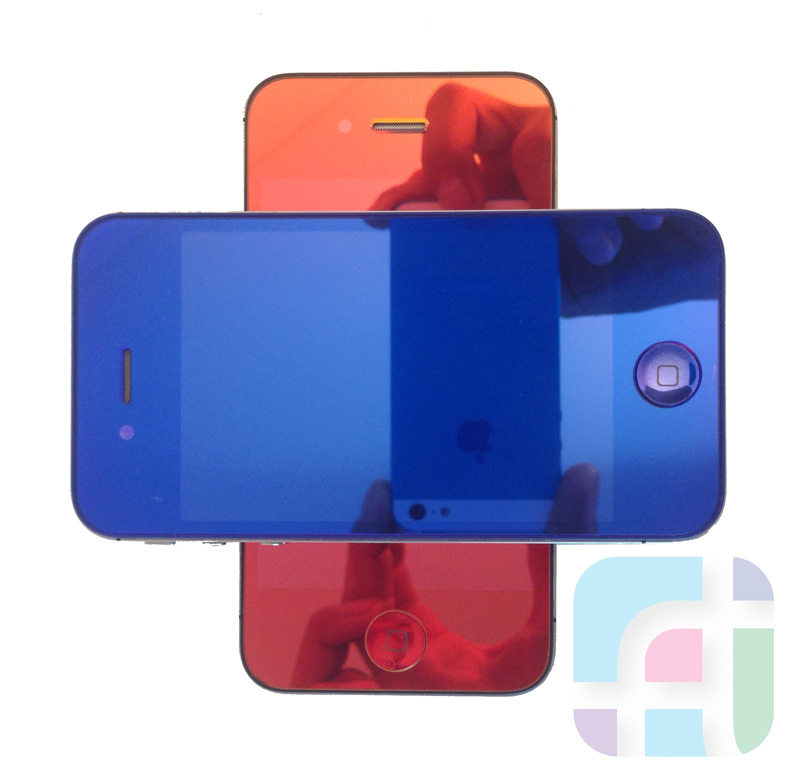 Cell Phone Repair Kelowna - Coloured iPhone