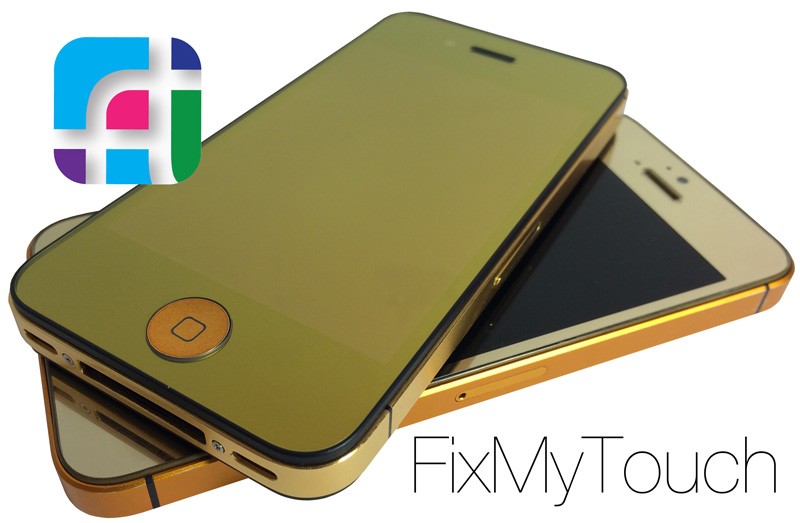 Cell Repair & Modifications- Fix My Touch Gold iPhone