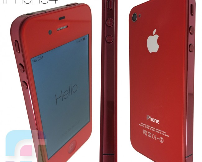 Ruby iPhone 4