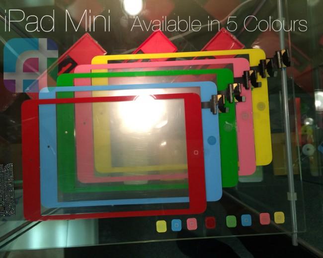 iPad Mini Digi's
