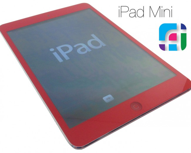 iPad mini Red