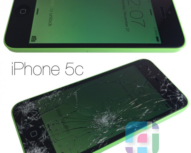 iPhone5c screen replacement