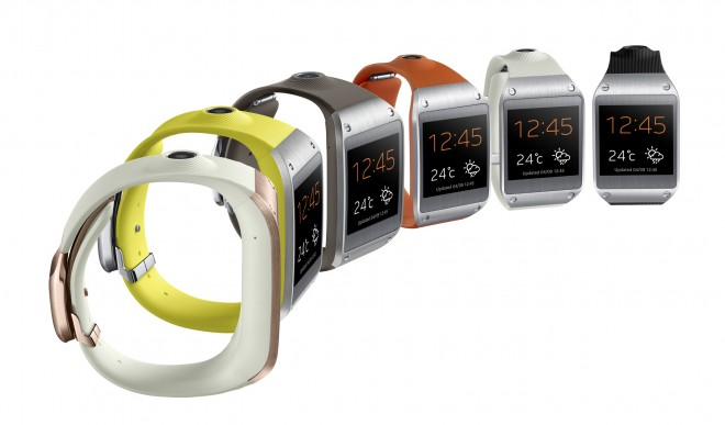 Samsung Galaxy Gear Smartwatch Came to a Wrist Near You