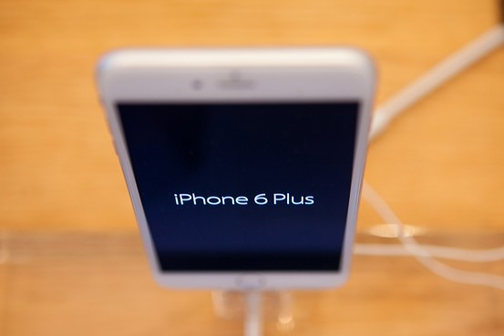 Apple tested the iPhone 6 Plus