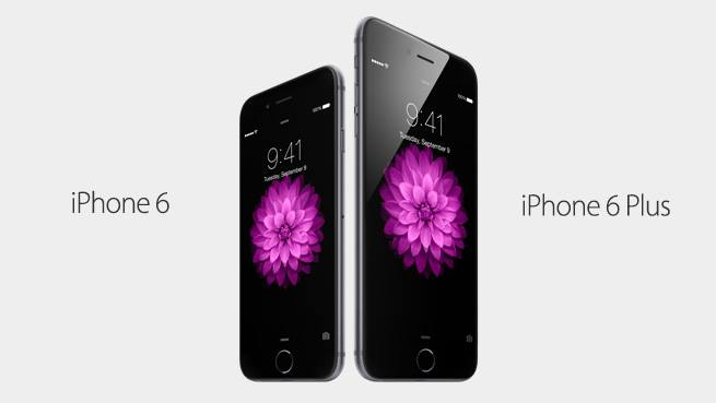 Apple announces the iPhone 6 and Apple Watch