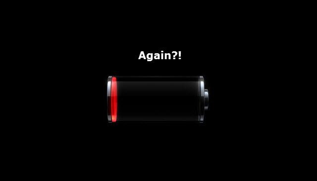 300% Longer battery life!