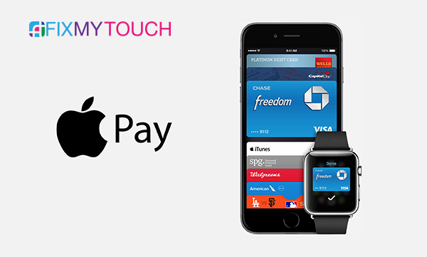 Apple Pay slams Paypal with NFC Payment | Fix My Touch Kelowna