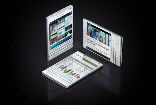 Blackberry Passport aims squarely at power users.