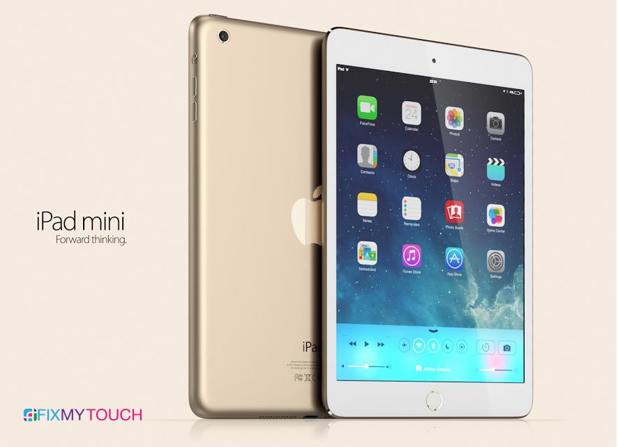 iPad Air 2 & iPad Mini 3 on October 16th