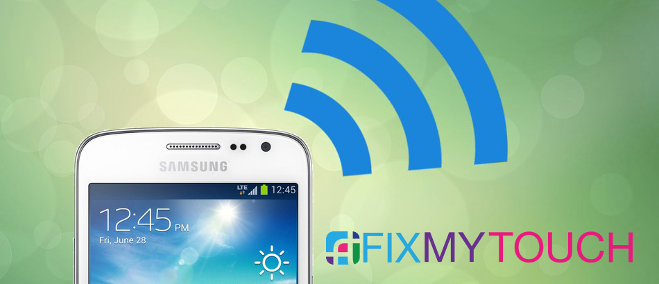 Samsung's 5 times faster WiFi