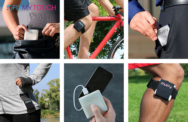 Ampy, charge your phone anywhere!