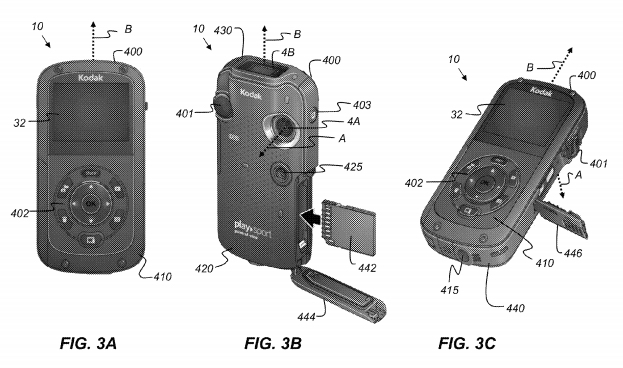 Apple GoPro Patent - Fix My Touch
