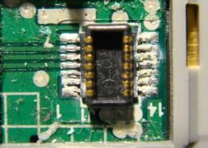 internal corrosion on phone