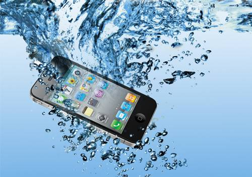 Water Damaged Phone: What to do?