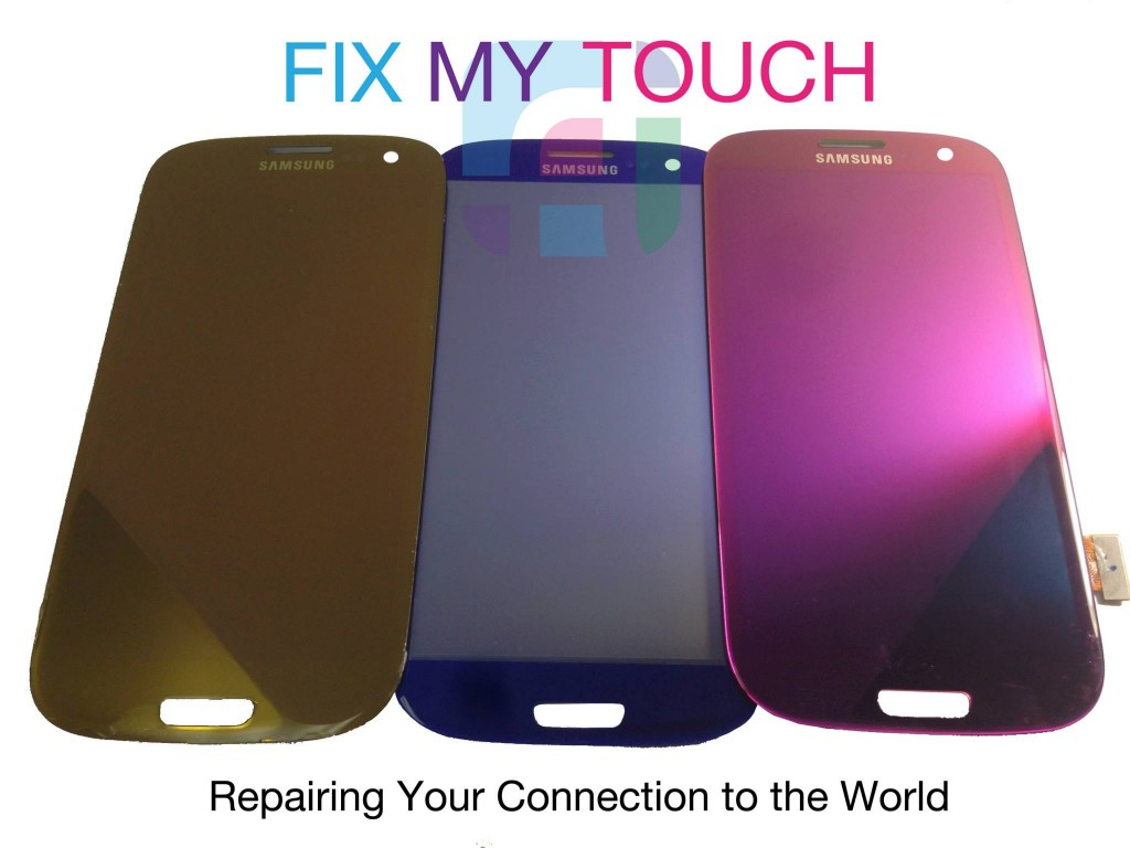 Samsung colored mirror screens - Fix My Touch Kelowna