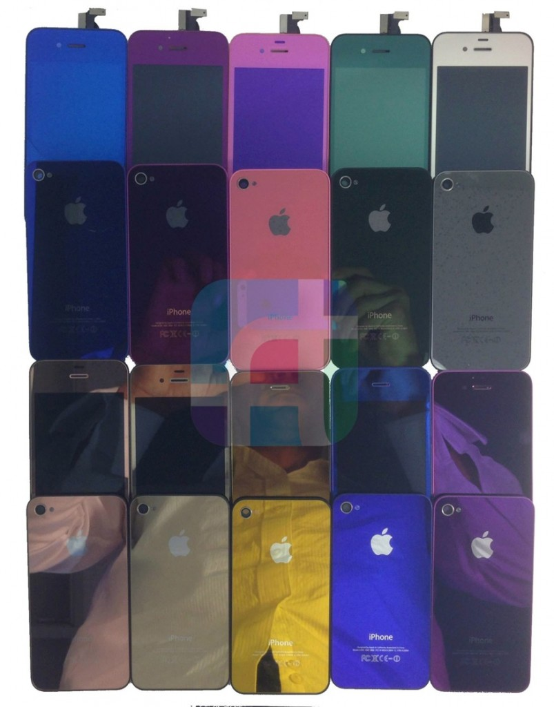 iPhone repair and modification - Fix My Touch - Mirror colored iPhone screens