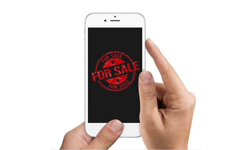 What to do when buying or selling a used iPhone
