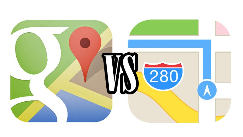 Google Maps or Apple Maps – Who Wins Out?