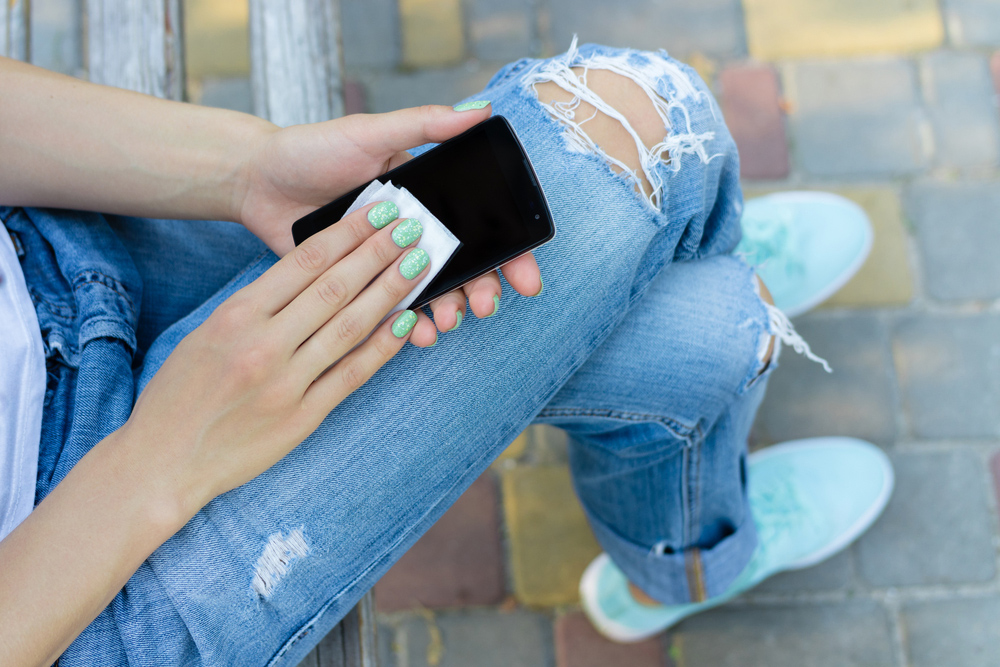 Keep it Clean – Cell Phone Hygiene