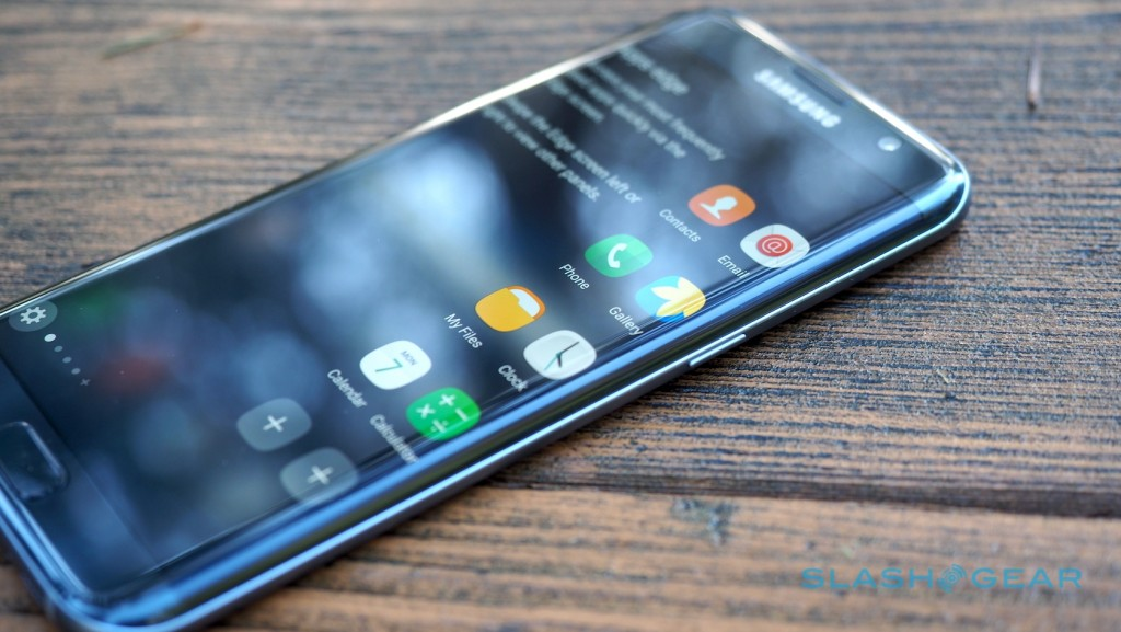Edging Ahead of the Competition: The Samsung S7 Edge