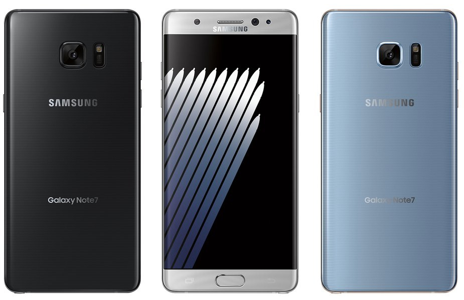 It's Got the Power: The Galaxy Note 7
