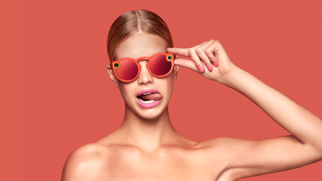 Click, Click, Snap – The Snapchat Spectacles